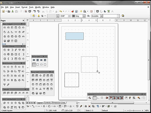 The 10 best free alternatives to microsoft visio libreoffice draw is an excellent choice for users looking to create charts and diagrams without signing up for an office 365 membership ccuart Images