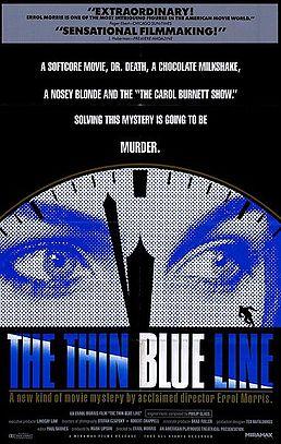 the fine blue line netflix