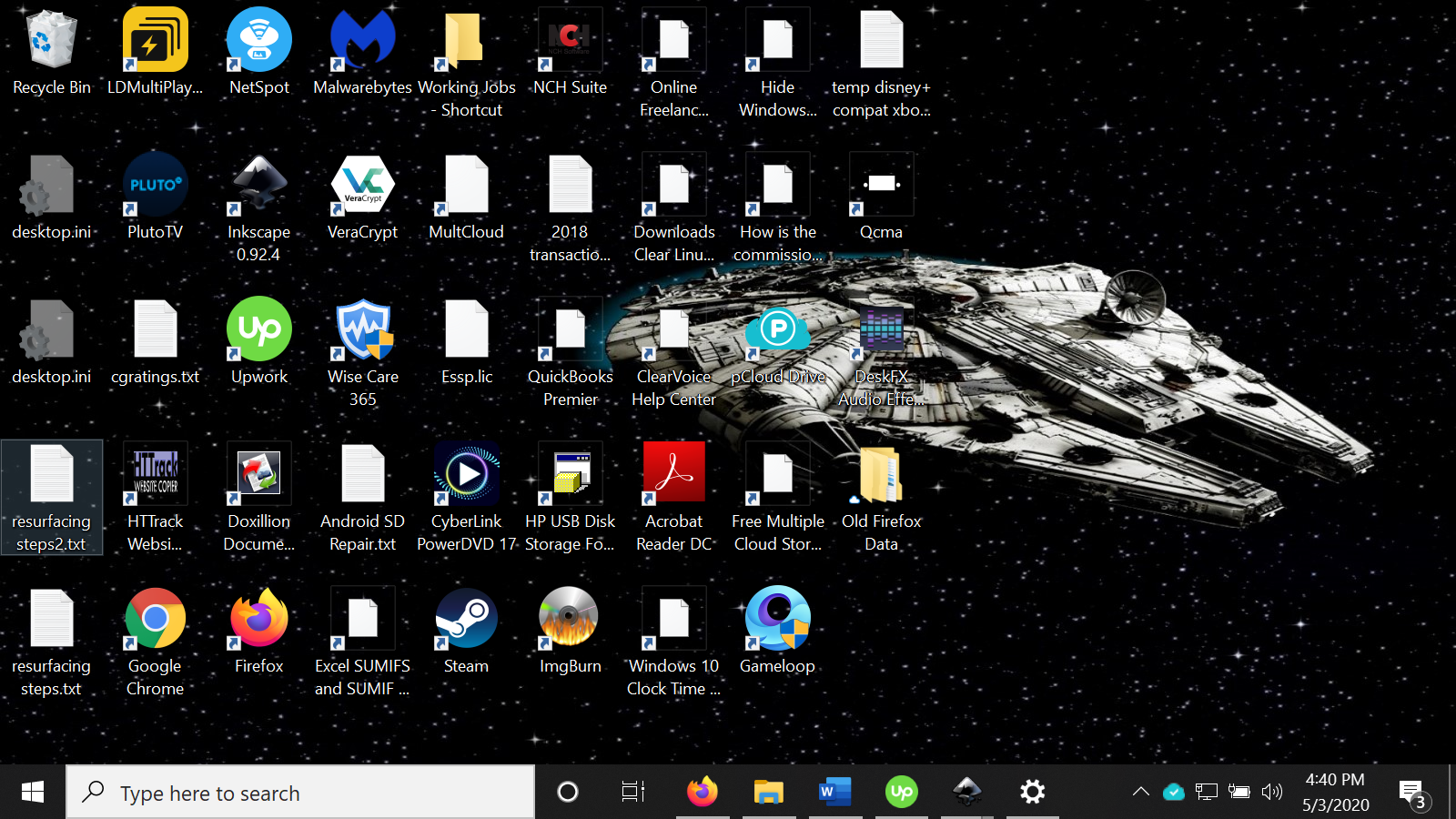 How To Make Desktop Icons Smaller in Windows 10