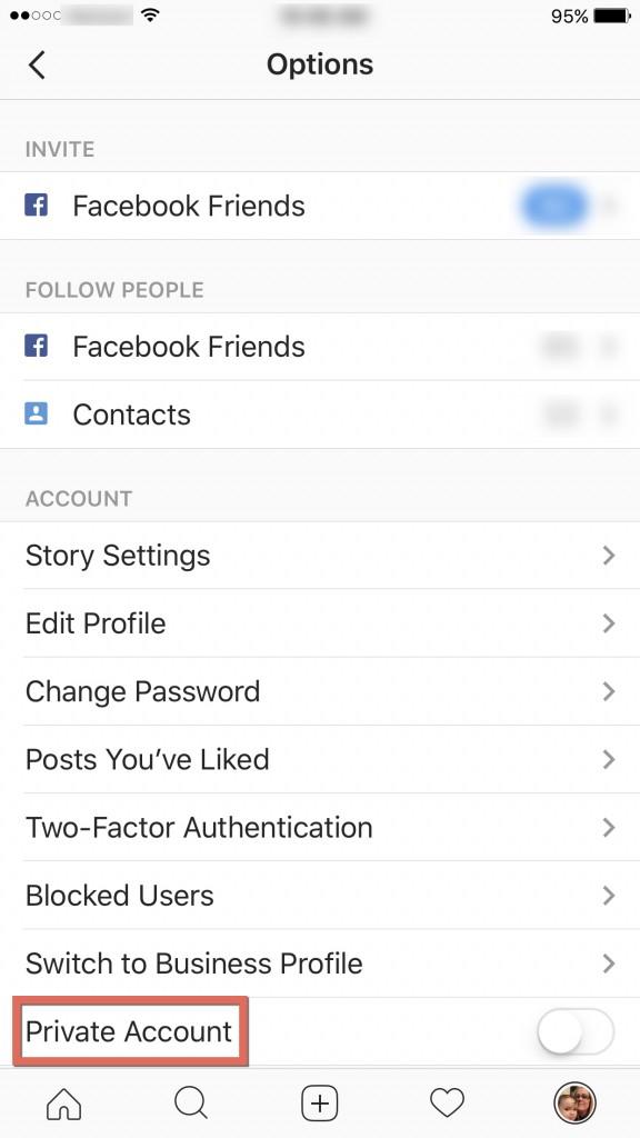 Private Instagram