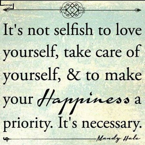 Self Love Quotes Which Will Make You Love Yourself