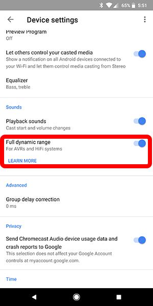 How To Fix Sound Problems With Chromecast