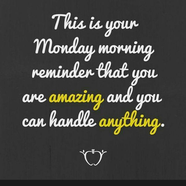 happy monday quotes to post to facebook or text a friend