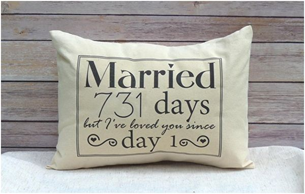 Cotton Anniversary Gifts Ideas For Her