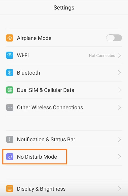 Oppo A37 – Not Receiving Calls – What to Do