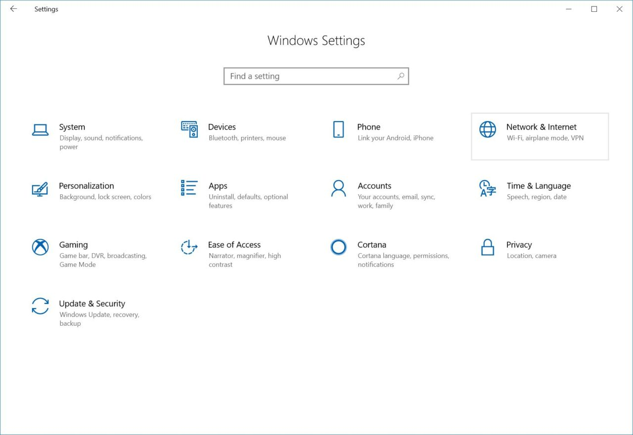 How to Change Public to Private Network Profile in Windows 10
