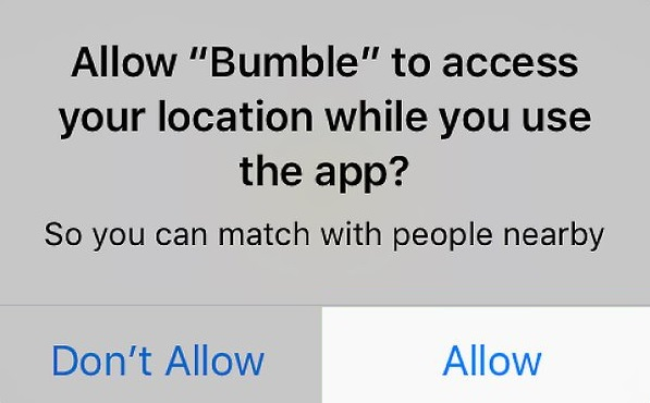 20+ Bumble Web Location JPG