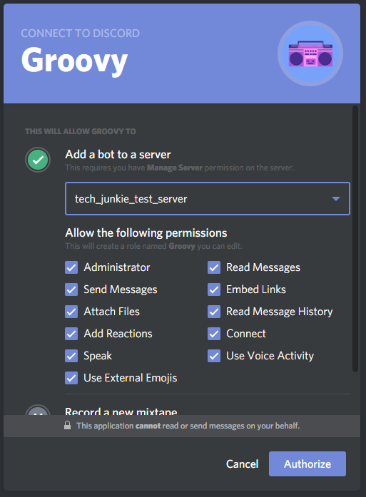 How To Add A Music Bot To Discord