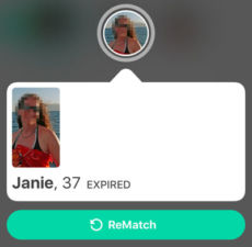 Rematch On Bumble