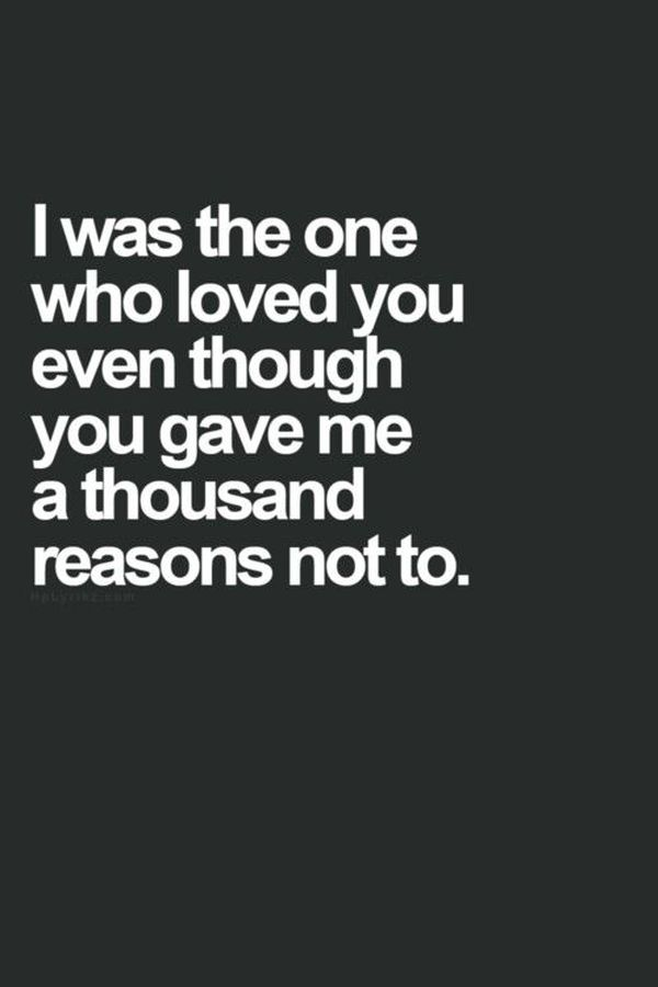 Meaningful Short Deep Sad Love Quotes