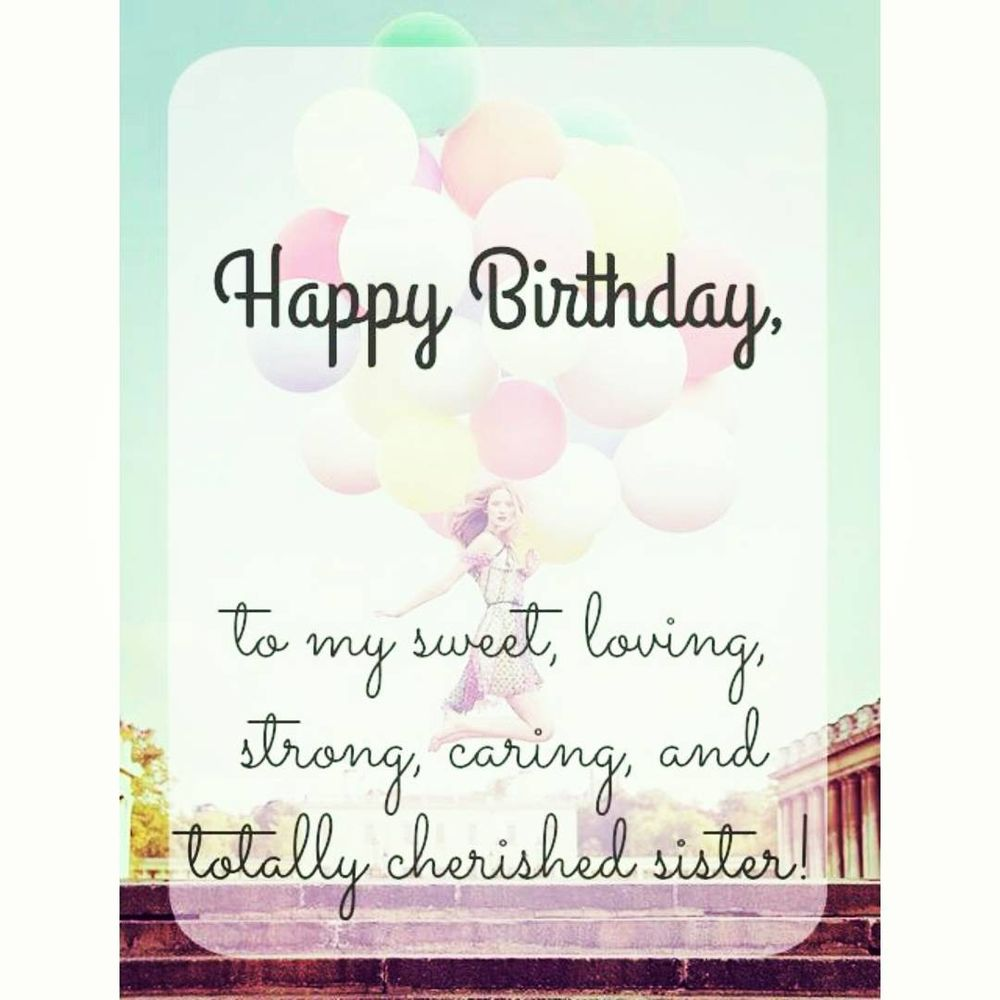 Admirable Happy Birthday Sister Quotes And Wishes To Text On Her Big Day Personalised Birthday Cards Paralily Jamesorg