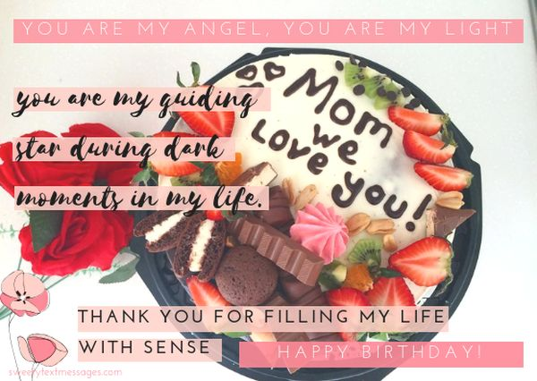 Fabulous Best Happy Birthday Mom Quotes And Wishes Funny Birthday Cards Online Eattedamsfinfo