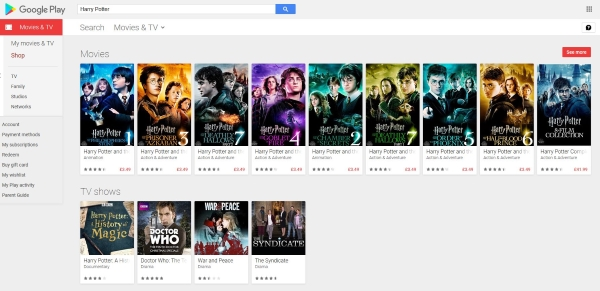 Here S The Best Places To Watch The Harry Potter Movies Online January 2020