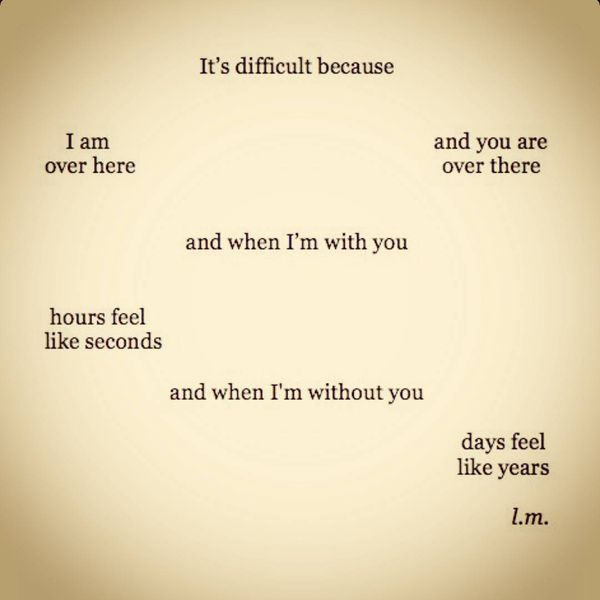 True I Love You Quotes To Text Him Or Her