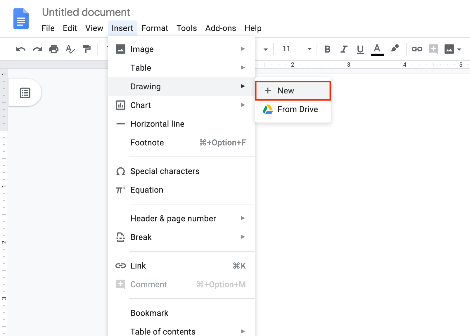 How To Put An Image Behind Text In Google Docs