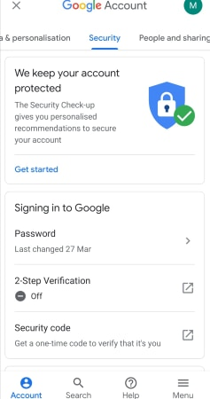 How To View Gmail Login History