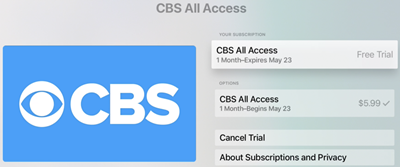 Can I Cancel CBS all Access at Any Time?