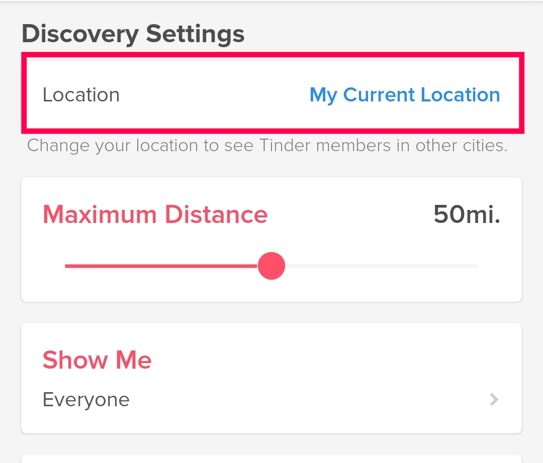 Location active when does track not tinder your 6 Proven